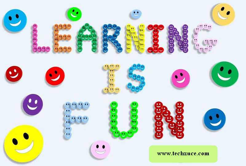 learning becomes more fun