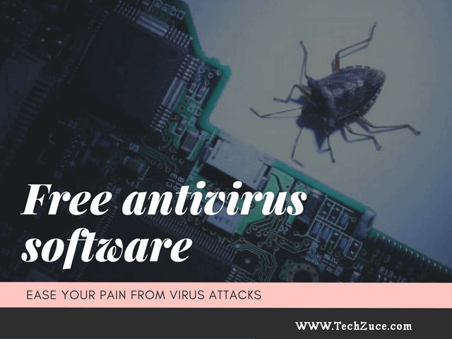 How Free Antivirus Software Can Ease Your Pain From Virus Attacks