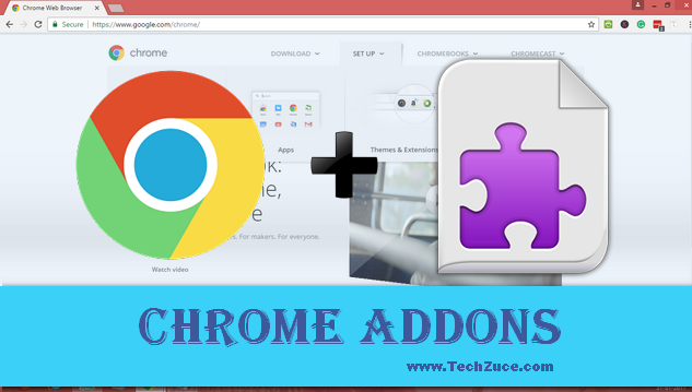 Chrome addons: Make your browsing faster with Chrome addons