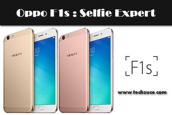Features and specifications of Oppo F1s
