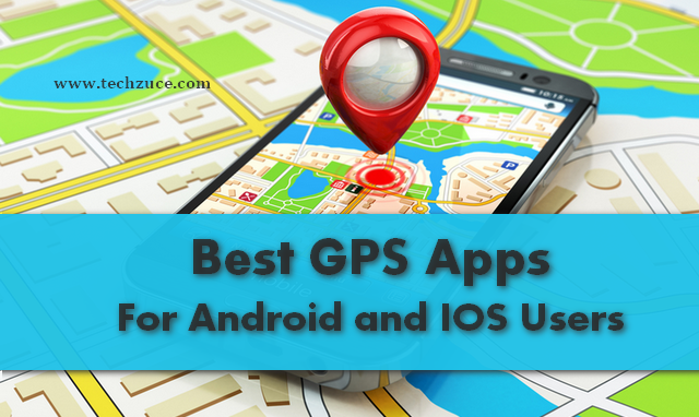 best GPS navigation apps