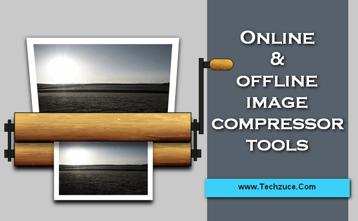 Image compressor tools to compress large size images