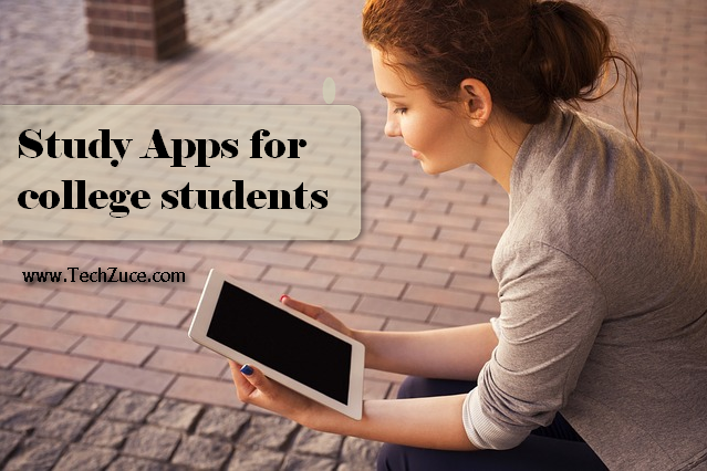 Study Apps for college students using Android smartphones