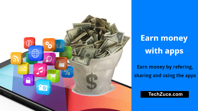 Earn money with apps