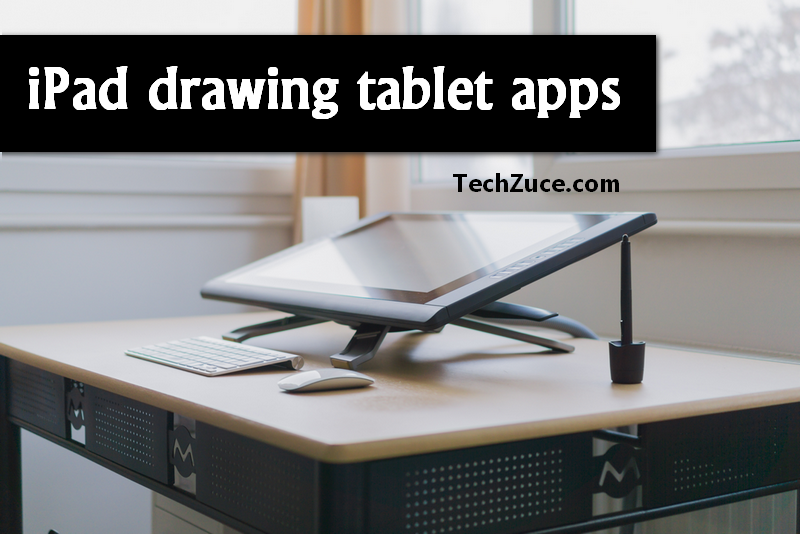 Best iPad drawing tablet apps for Drawing and Painting on iPad and iPhone; sketch app
