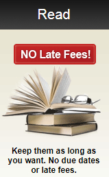 Best site to Rent books online without any late fees-Free shipping too 12