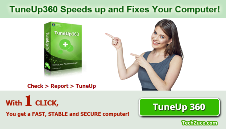TuneUp 360 Antivirus software-Best Antivirus software for your Windows PC
