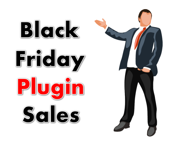 black friday plugin sales