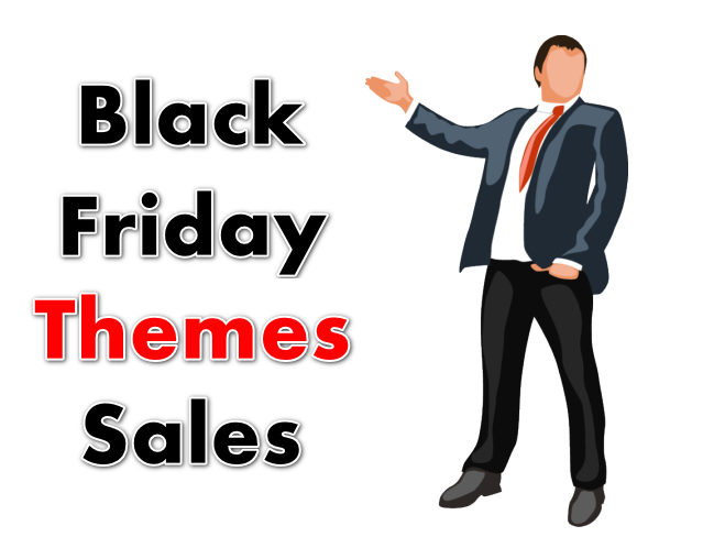 black friday themes sales