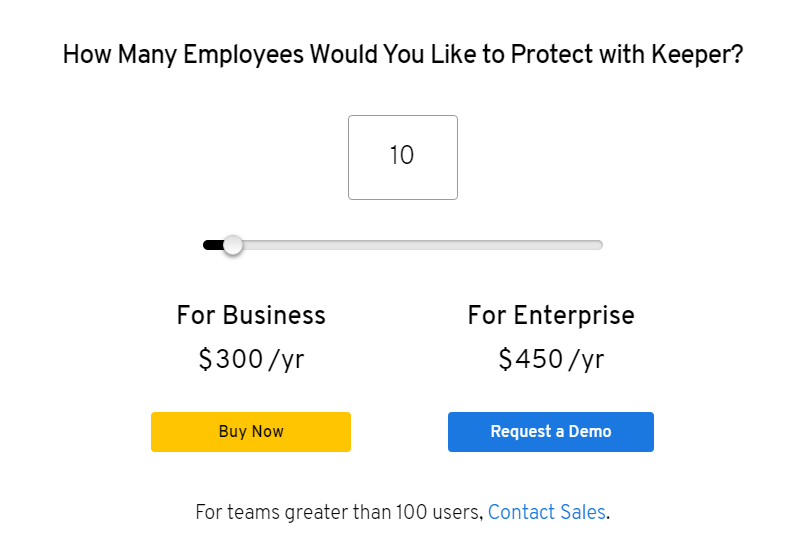 Keeper Password Manager review 2021 - Your first business priority 2
