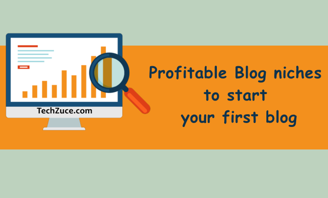 Profitable Blog niches