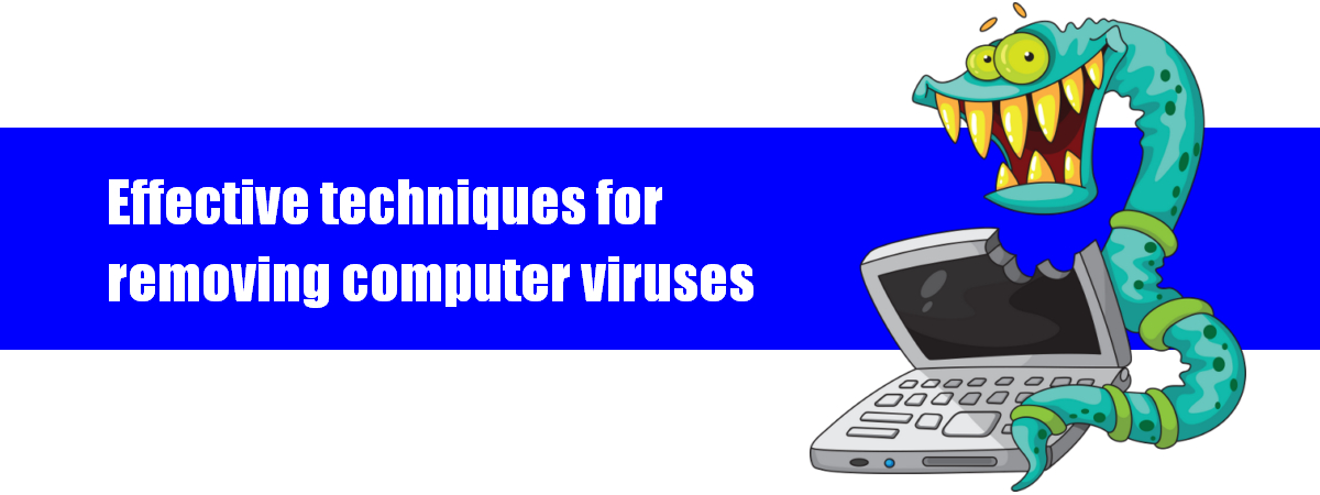 Removing computer viruses