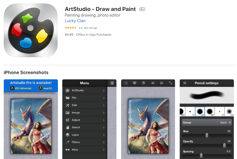 Description: ArtStudio