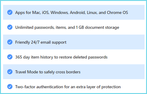 Best password manager of 2021: Review of 1Password Manager 2