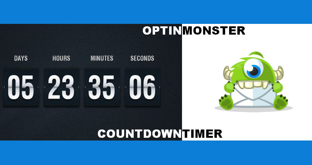 countdown timer OptinMonster